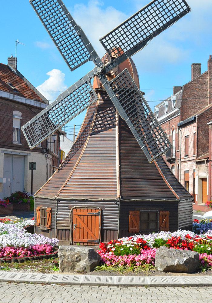 Quartier du Grand Moulin